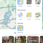 В Google Maps появился отдельный слой Street View