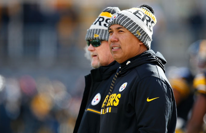 Photo of Hines Ward Joins Jets as Offensive Assistant