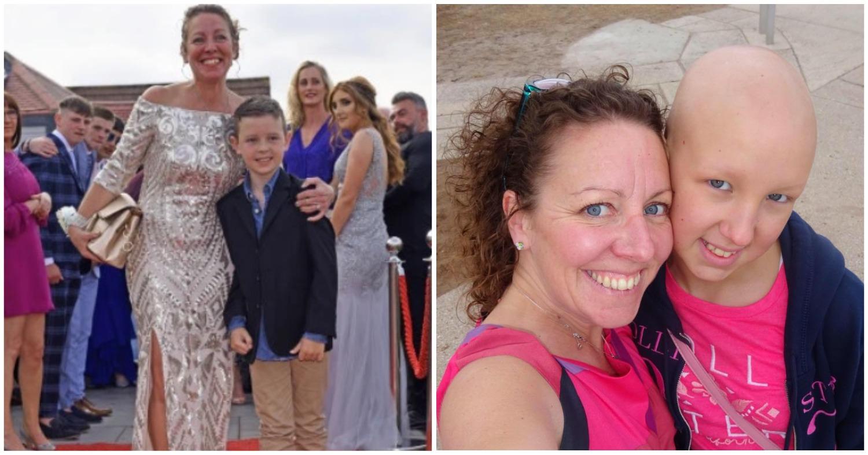 Мать пригласили на выпускной после того, как дочь скончалась от рака