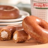 Krispy Kreme Has Pumpkin Spice Cheesecake Doughnuts, and I'm Ready For a Sugar Rush