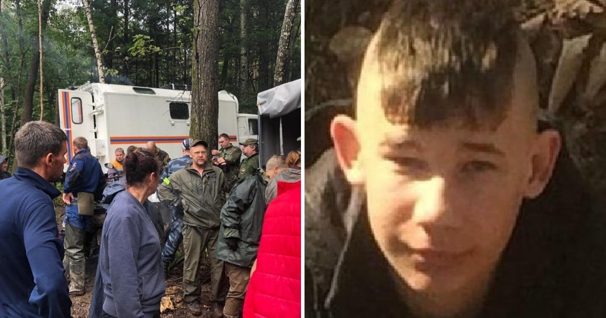 В Приморье пропавшего в лесу подростка нашли спустя 13 дней