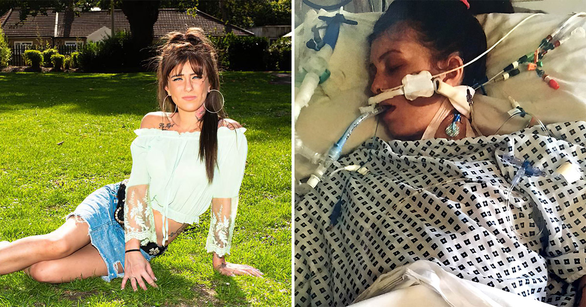 Фото После укуса комара британка впала в кому на пять дней
