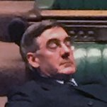 Jacob Rees-Mogg Takes Brexit Lying Down