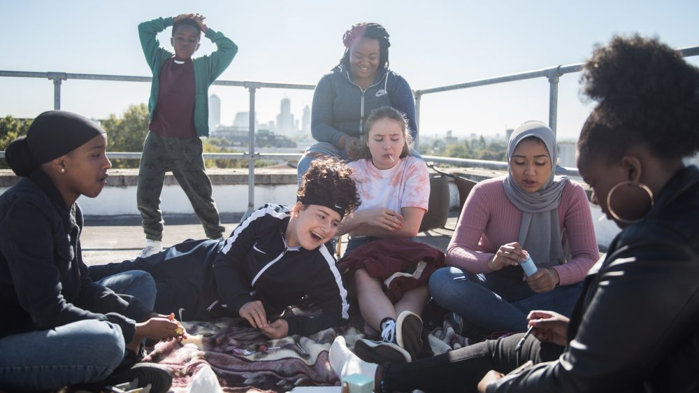Photo of First Look at Sarah Gavron's Toronto-Bound 'Rocks' (EXCLUSIVE)