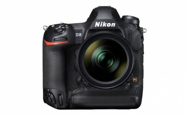 Photo of Nikon gives first look at its future D6 DSLR model