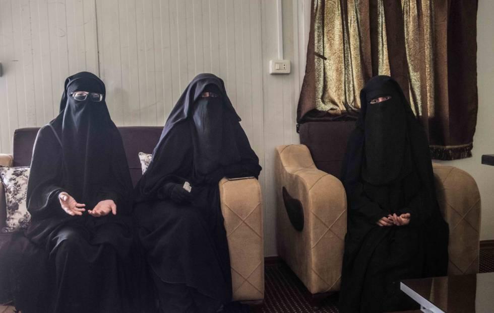 Photo of La Audiencia Nacional ordena detener a las españolas del ISIS atrapadas en Siria