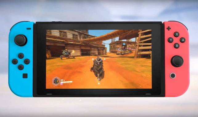 Photo of Overwatch for Nintendo Switch confirmed ahead of October 15 release