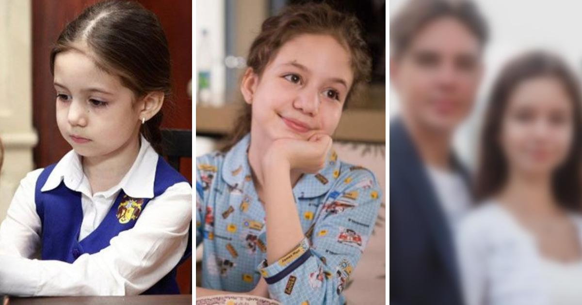 Девочка из «Закрытой школы» выросла и показала своего ухажёра