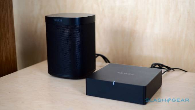 Photo of Sonos One SL and Sonos Port official: No-mic speaker and AV amp add-on