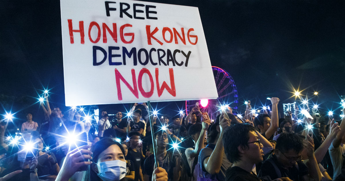 Протесты в Гонконге-2019: последние новости и ФОТО