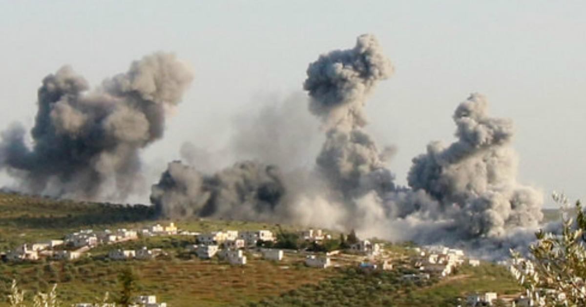 Трое российских офицеров погибли в сирийском Идлибе при взрыве мин - Ведомости