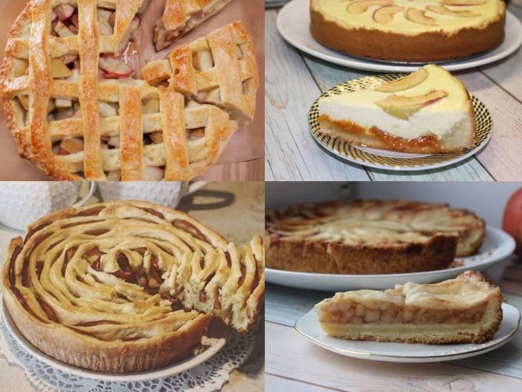 7 самых вкусных пирогов с яблоками