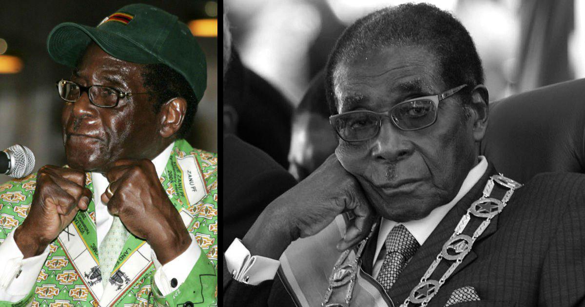 Фото Роберт Мугабе - экс-диктатор Зимбабве - скончался в 95 лет. Чем он знаменит?