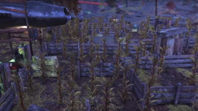Photo of Fallout 76 Player Builds A Corn Maze To Welcome In Fall