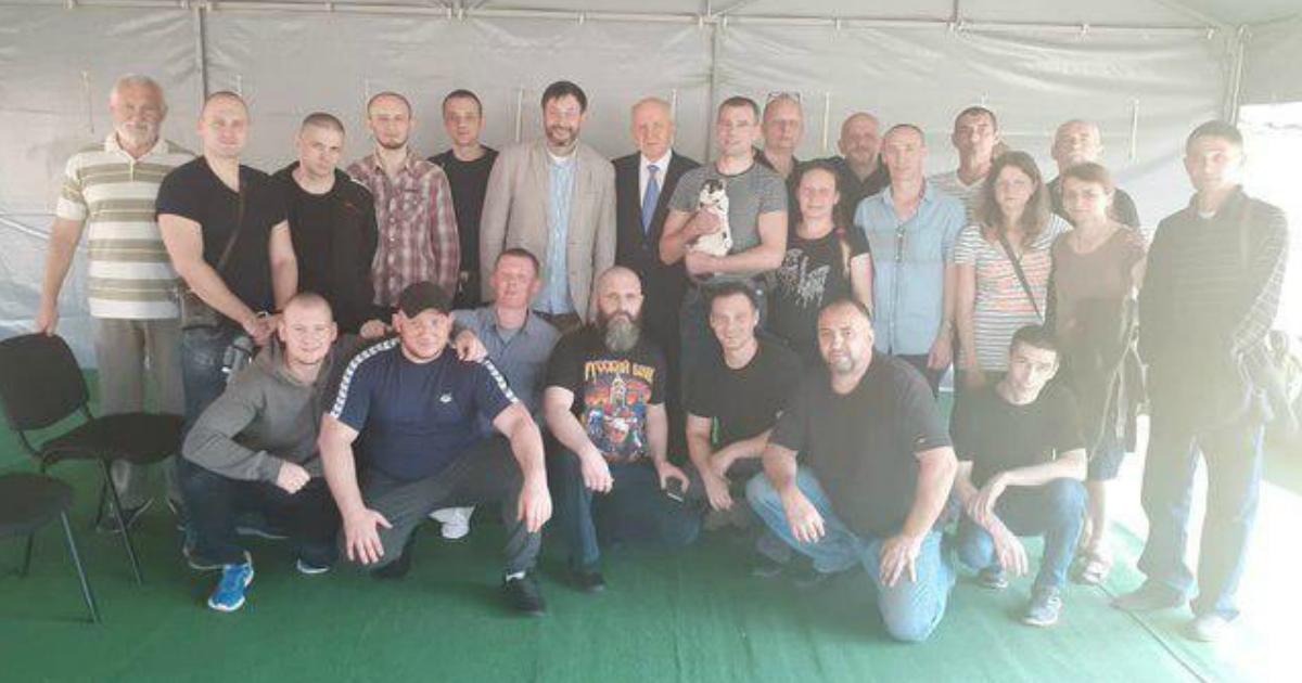 Россия и Украина завершили обмен заключенными