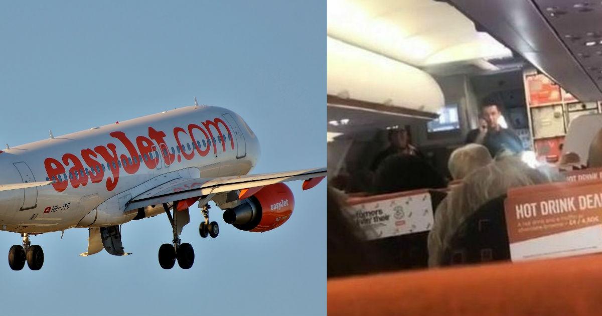 Фото Пассажир EasyJet сел за штурвал вместо опоздавшего пилота
