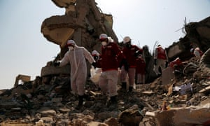 Money from arms sales dwarfs aid for Yemen