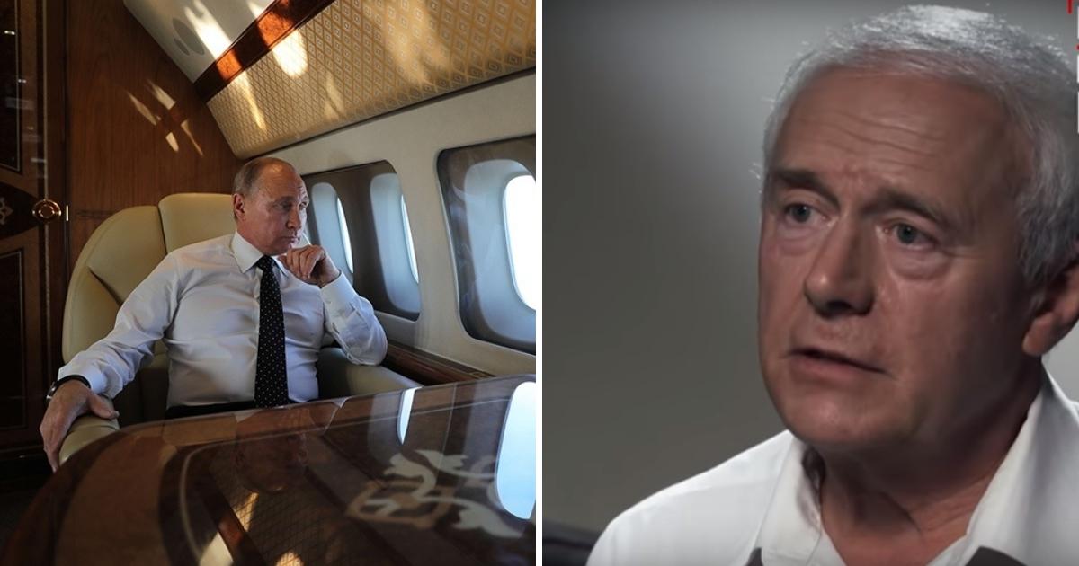 Фото Курица или рыба? Президентский пилот рассказал, что Путин ест в самолете