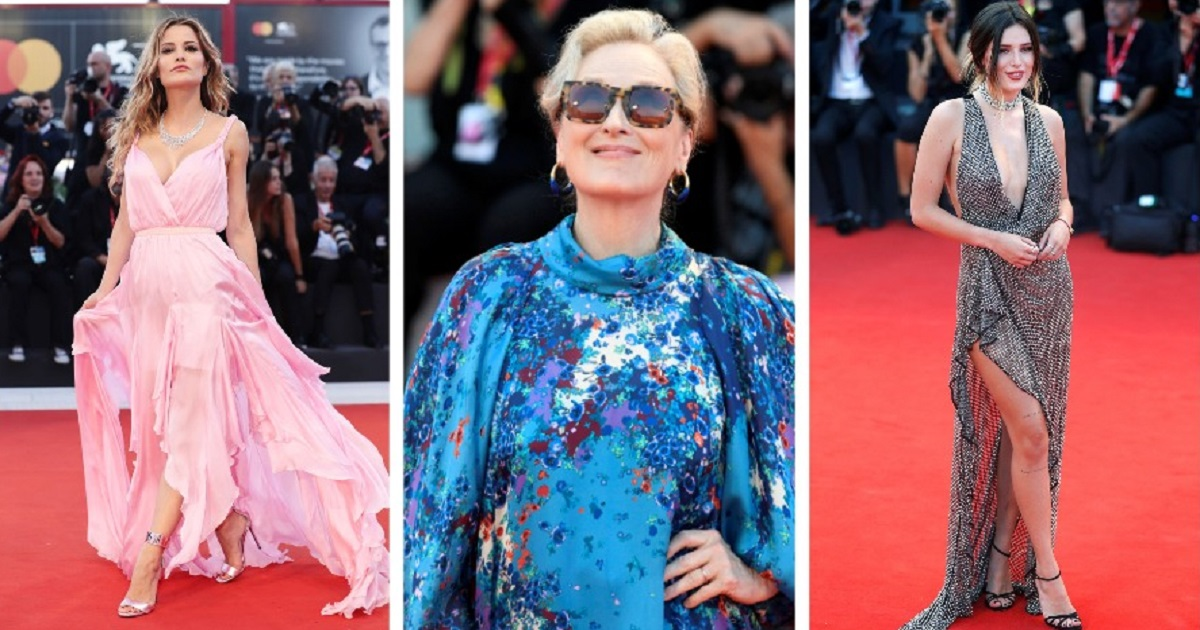 """Фото """"Полный провал"""". Худшие наряды звезд на Венецианском фестивале"""