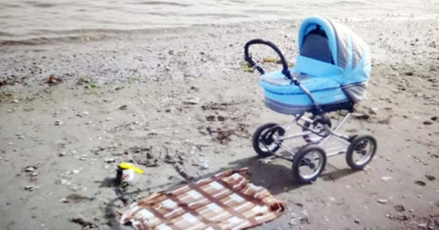 Фото На Камчатке женщина бросилась в бухту вместе с детьми