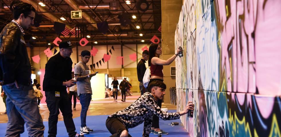 Photo of Artistas de la universidad de la calle