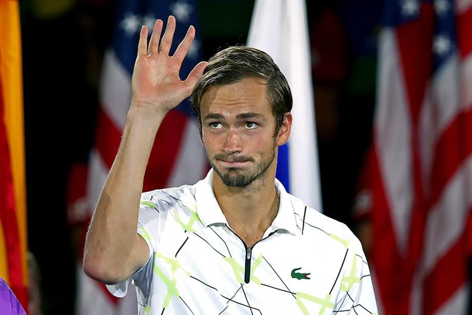 Фото Медведев – будущее российского тенниса? Пока он слишком слаб