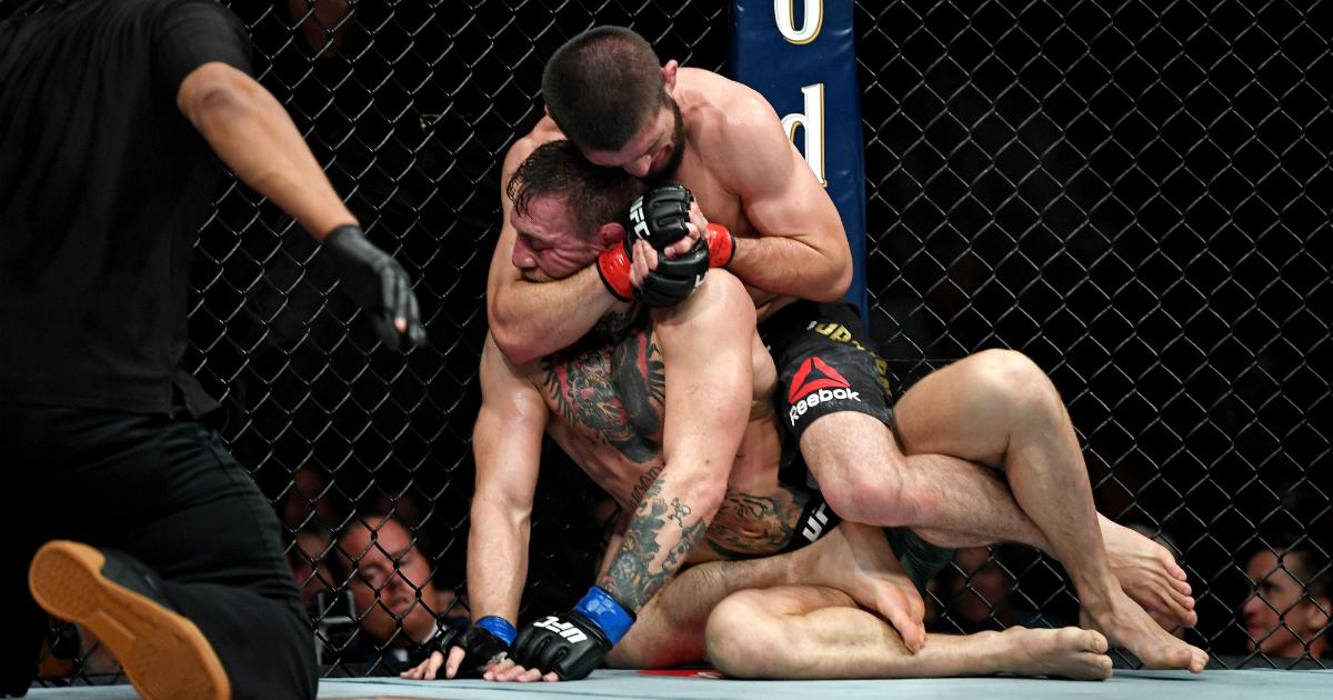 Фото Бой Хабиба Нурмагомедова с Тони Фергюсоном: что ждет суперзвезду UFC?