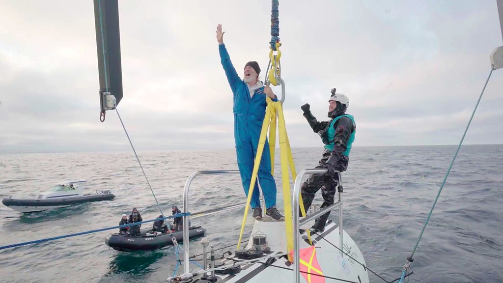 Photo of Victor Vescovo: Adventurer reaches deepest ocean locations