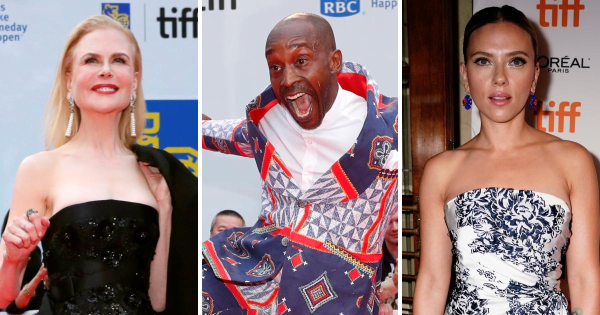 Фото Вкус не купишь. Наряды звёзд на кинофестивале в Торонто (18 ФОТО)