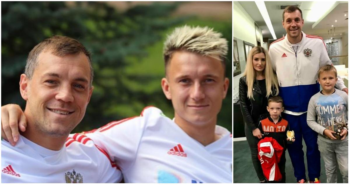 Дзюба нашел расстроенного школьника, которого не пустили к сборной России