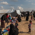 Horrid Conditions in Syria Camp Where ISIS Families Fled Risk Fostering Extremism
