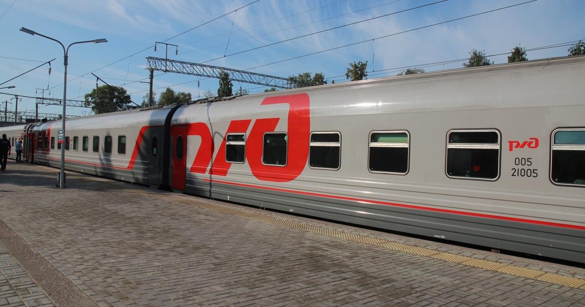 Фото РЖД запускают поезд Москва – Москва. Он будет идти 13 часов