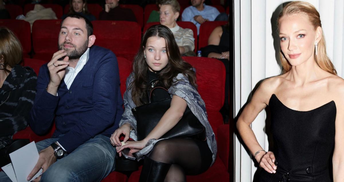 Актриса Ходченкова увела Слепакова из семьи - Миро