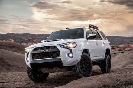Photo of 2020 Toyota 4Runner goes off road with more safety and tech features