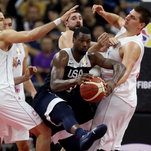 Agonizing Summer Leaves U.S. Basketball Much to Ponder