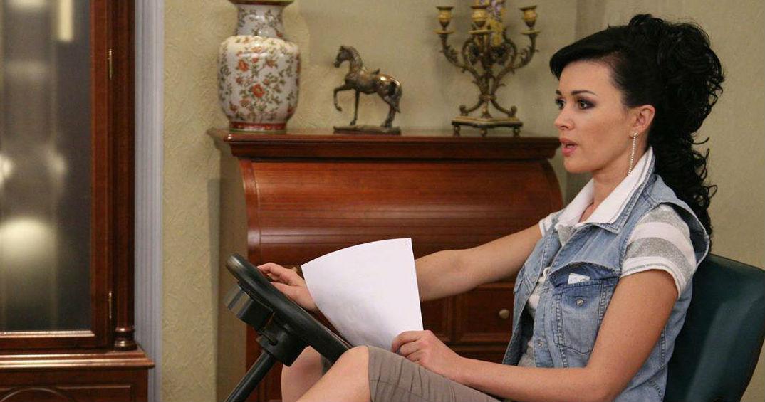 Mash: Анастасии Заворотнюк стало хуже - она в реанимации