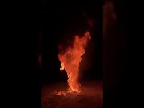 Фото Сенцов сжег робу и пожелал российским тюремщикам гореть в аду