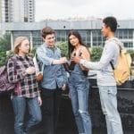 Teen Fun-Seeking Has Social Risks and Benefits