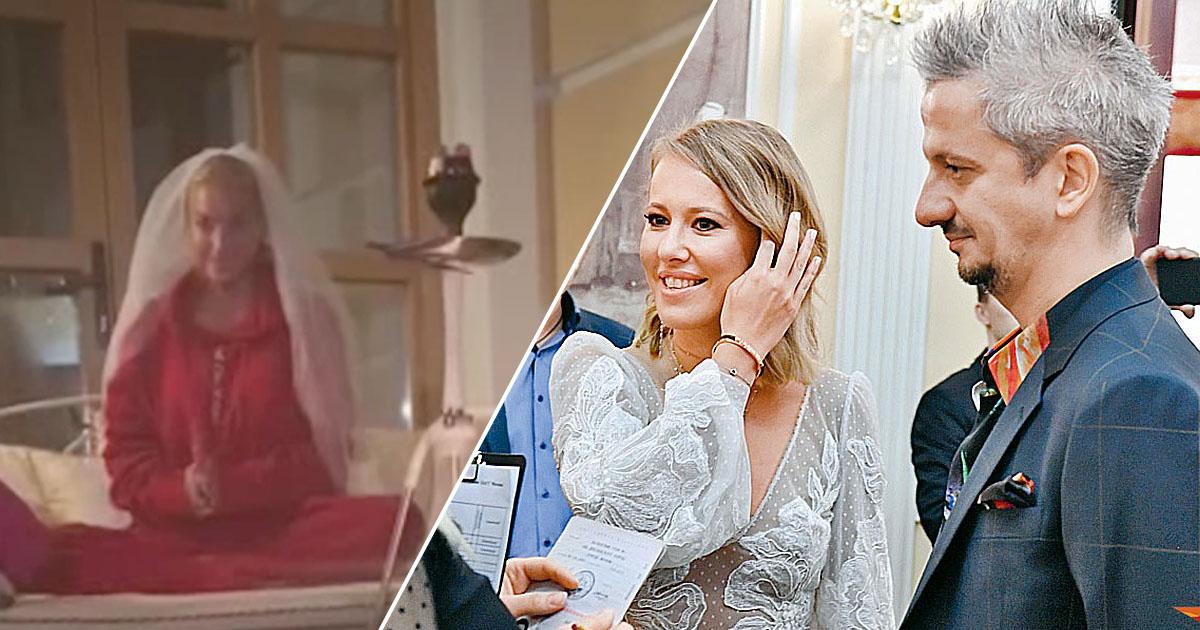 """""""Псевдоженитьба"""": Волочкова рассказала, почему не пошла на свадьбу Собчак"""