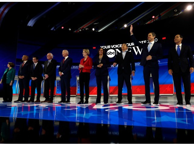 Photo of Planned Parenthood and Allies Complain 'Not One Question' on Abortion in Democrat Debate
