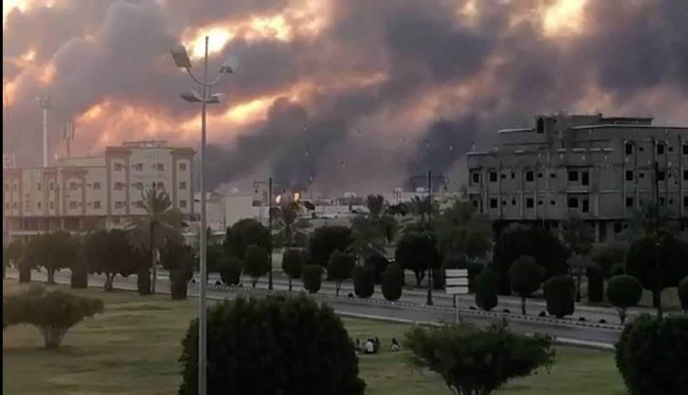 Photo of Los Huthi atacan con drones dos instalaciones petroleras clave en Arabia Saudí