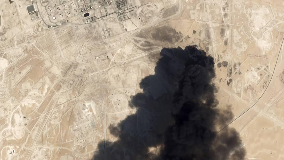 Photo of Irán rechaza las acusaciones de EE UU sobre su implicación en el ataque a la industria petrolera saudí