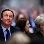David Cameron Says Boris Johnson 'Didn't Believe' in Brexit