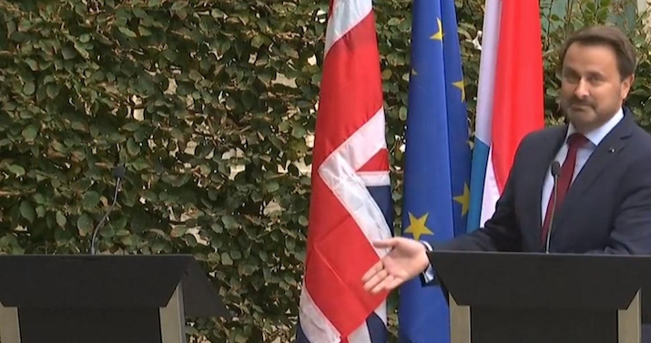"""Photo of """"The Incredible Sulk"""": EU negotiations on Brexit go about as well as you'd imagine"""