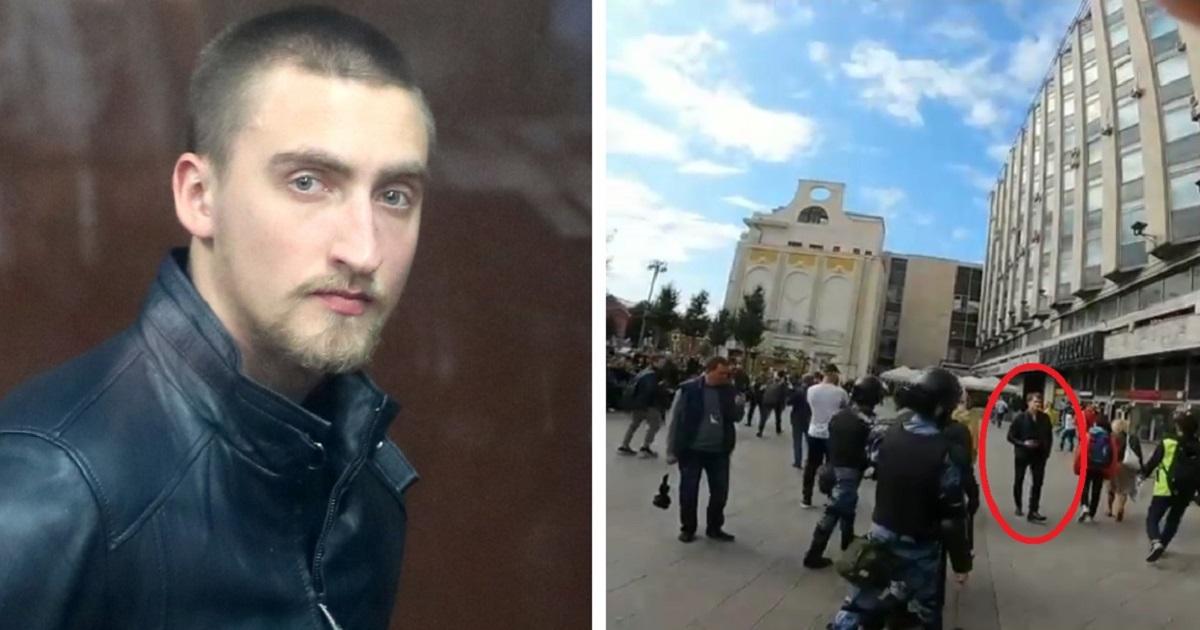 Фото Павел Устинов: ВИДЕО задержания и приговор актеру возмутили звезд