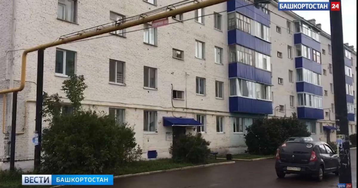 Фото В Башкирии мальчик пять суток просидел в квартире с телом матери