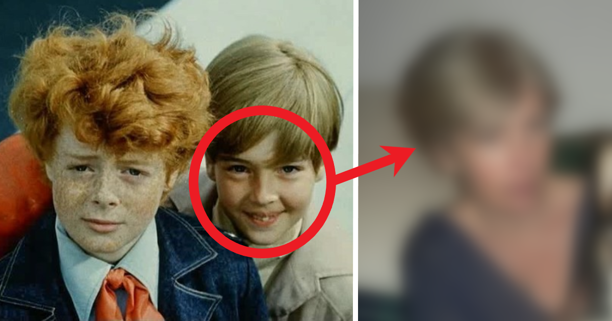 """Фото Смех и слёзы. Куда пропала юная актриса из фильма """"Весёлое сновидение""""?"""
