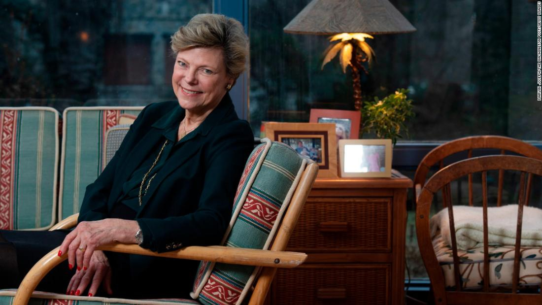 Photo of Cokie Roberts has died
