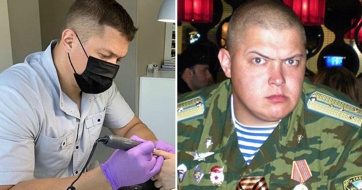 Фото Капитан спецназа из Краснодара стал мастером по маникюру