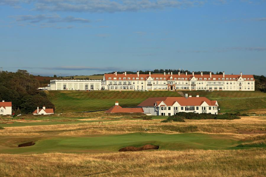 Photo of Documents: Pentagon Spent $184,000 At Trump's Scotland Resort